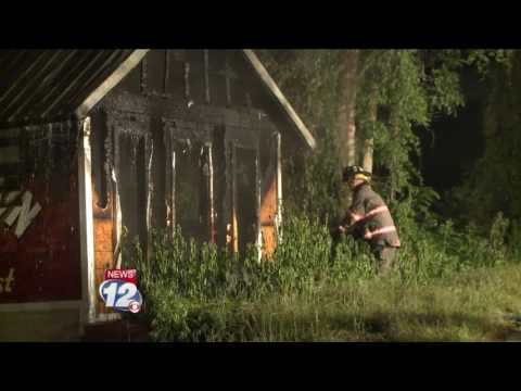 AIKEN COUNTY INVESTIGATING CAUSES OF TWO HOUSE FIRES