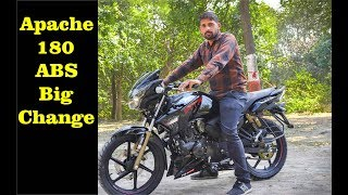 Download TVS Apache RTR 180 ABS 2019 Big Update Review Price