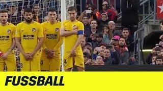 Die Top Tore aus LaLiga 2017/2018 | Alle Highlights | DAZN