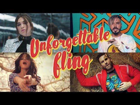Unforgettable • French Montana ft. Maroon 5, Camila, Zedd, J.Balvin, Dua Lipa, K.Perry