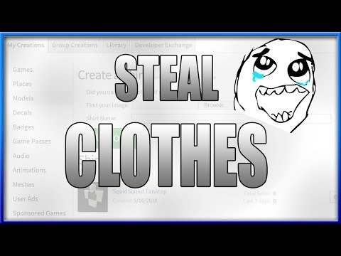 roblox---how-to-steal-shirts/pants/t-shirts-on-roblox-2018