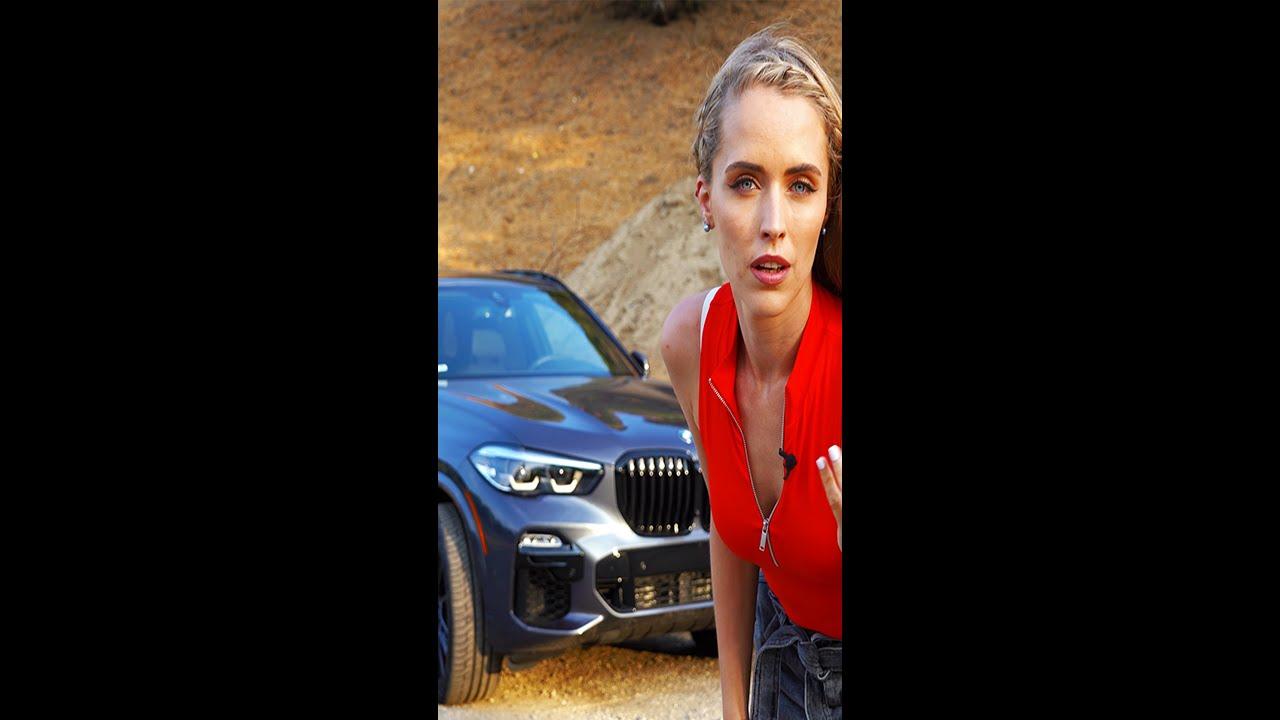 ПОХОЖЕ Я НАЛАЖАЛА С BMW X5 #SHORTS