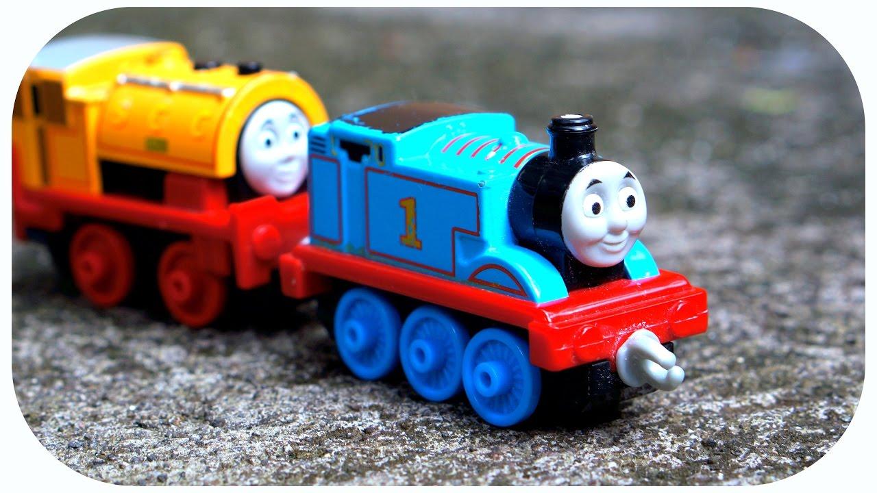 Mainan Anak Thomas And Friends Lagu Anak Naik Kereta Api Youtube