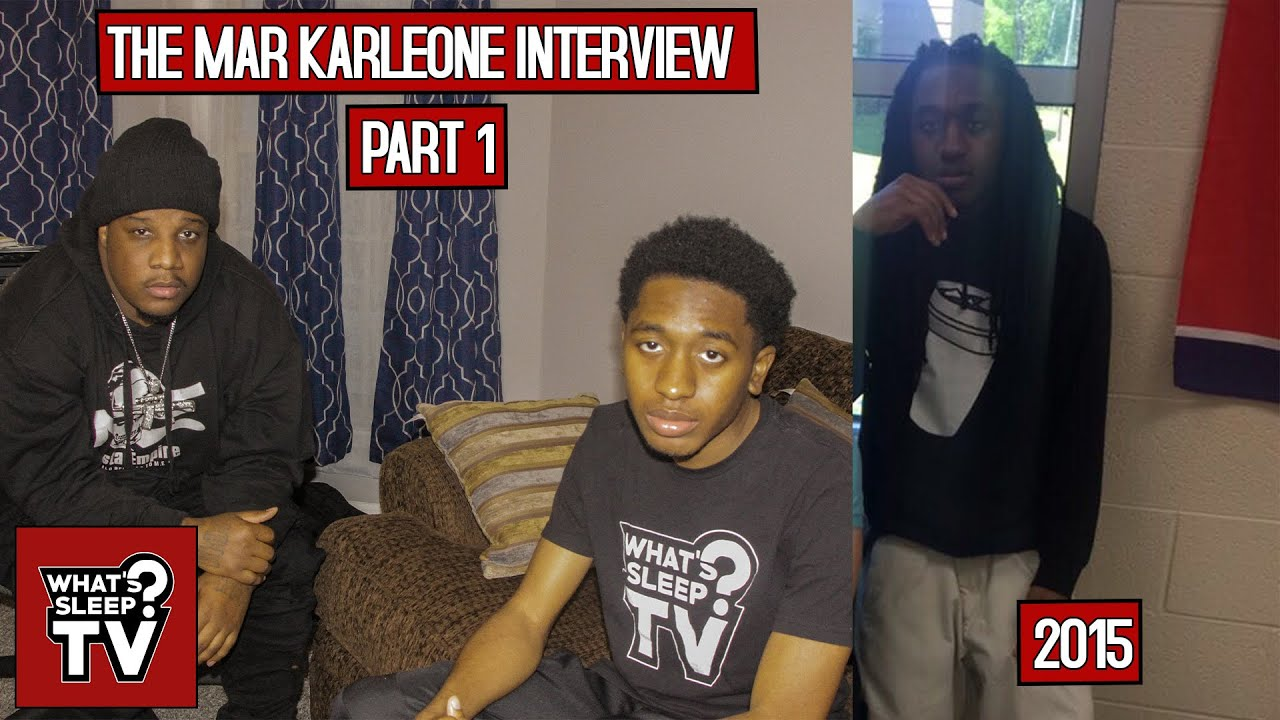 "Mar Karleone Talks Knowing Kyree Thomas Before Blogging ""He Thought He Was A Trap N*gga!"""
