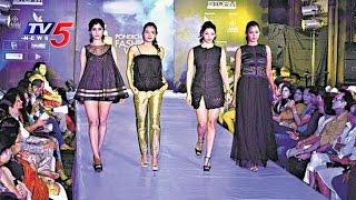 Hyderabad - Fashion Destiny | Planning For Weekend Fashion Shows : TV5 News