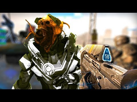 Halo Gravemind Mod - Flood Survival Mode