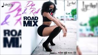 "Lyrikal - Dip & Roll (SMJ & HYBRID Road Mix) ""2016 Soca"""