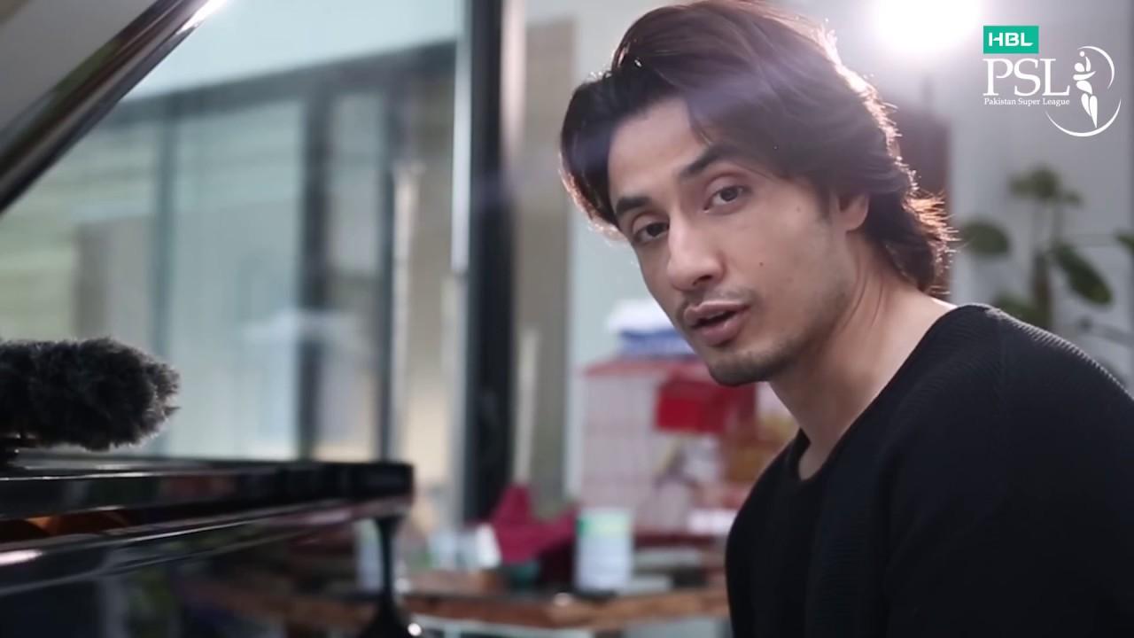 Download Dil Se Jaan Laga De | Ali Zafar | HBL PSL 2018 Anthem