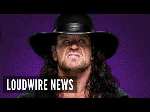 The Undertaker Reveals His Favorite Rock + Metal Bands
