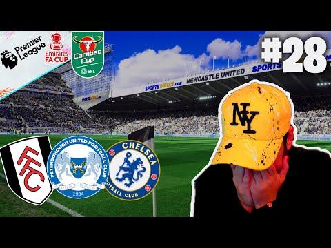 FIFA 21 - CARRIÈRE MANAGER : NEWCASTLE - COUP D'ARRÊT EN CHAMPIONNAT ! #28