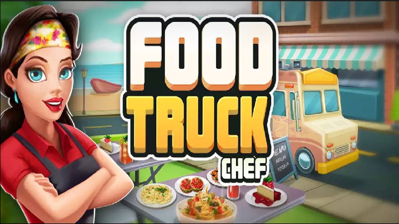 "Resultado de imagem para Food Truck Chefâ""¢: Cooking Game"