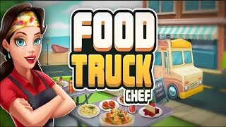 Food Truck Chef Android Gameplay ᴴᴰ