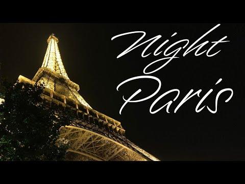 Night Paris Jazz - Smooth Saxophone JAZZ - Night Romantic JAZZ Music