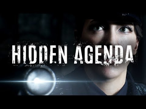 Interaktiver Thriller 🎮 HIDDEN AGENDA #001