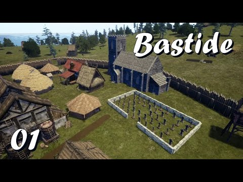 Bastide #01: Siedeln