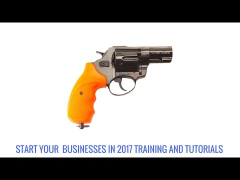 How to Start a Business in 2017   Training and Tutorials