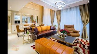 Happy Valley Premier - Căn hộ Duplex 2 tầng đẳng cấp tại Phú Mỹ Hưng
