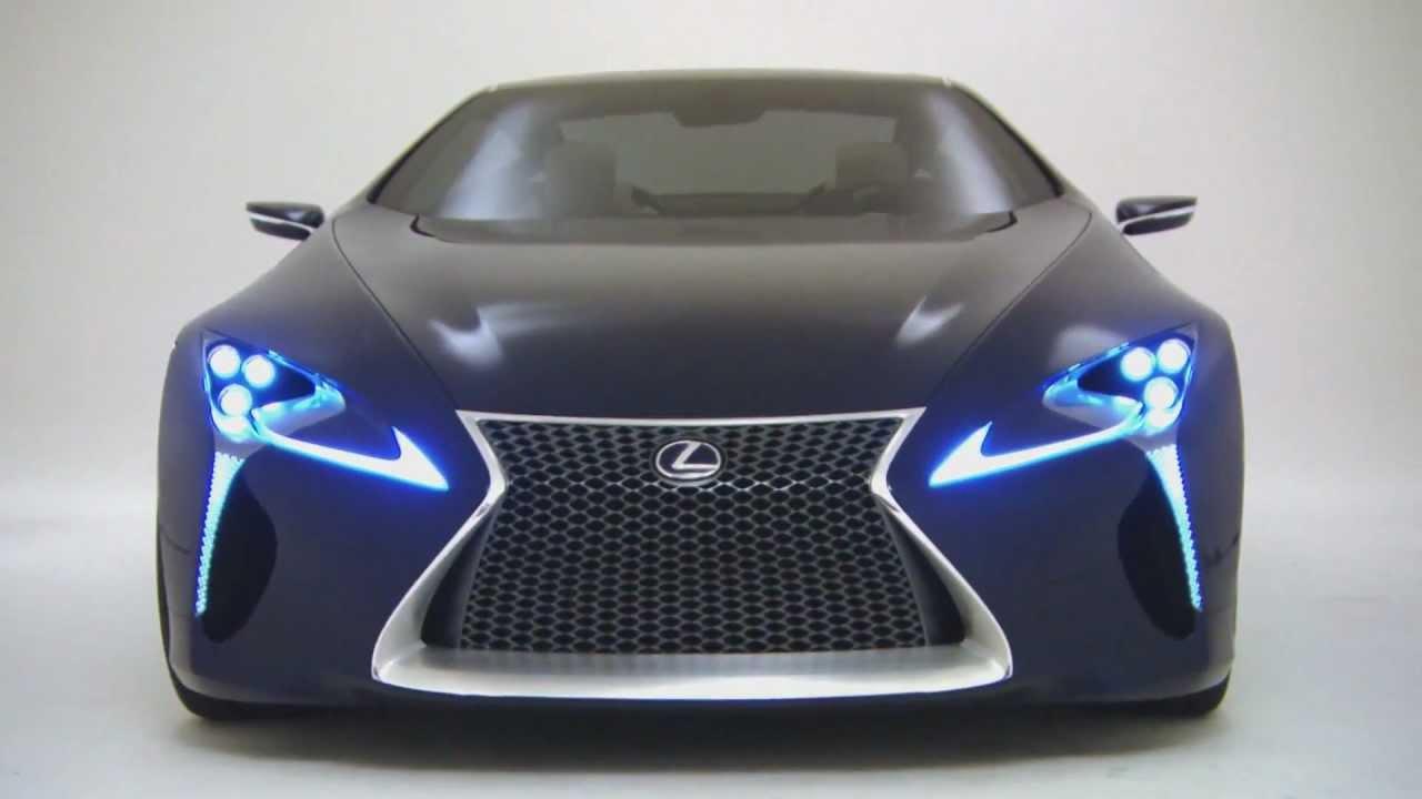 2021 Lexus Lf Lc Model