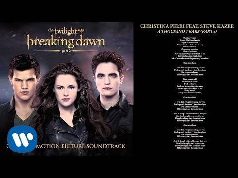 Christina Perri ft. Steve Kazee - A Thousand Years,...