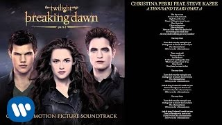 Repeat youtube video Christina Perri ft. Steve Kazee - A Thousand Years, Pt. 2
