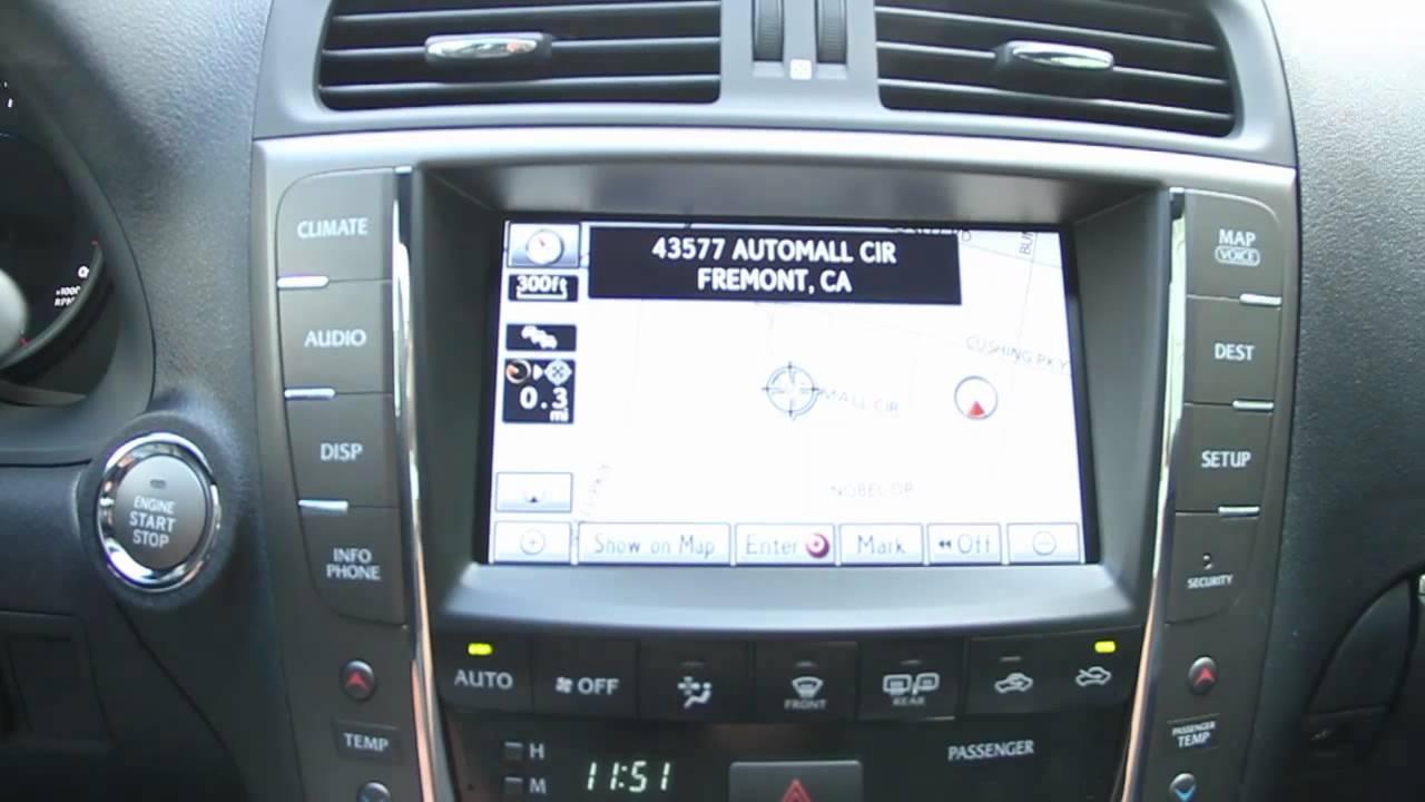 2012 Lexus IS 250 FSport walk around Magnnussens Lexus of
