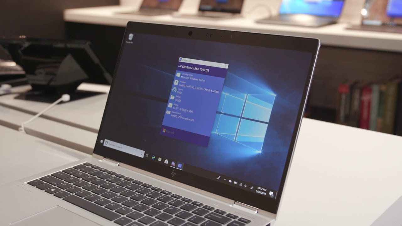 Computex 2019: HP reinvents PC experiences with HP Elite