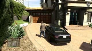 GTA 5 геймплей Прохождение игры #5 Папарацци и Секс видео 'Grand Theft Auto 5'