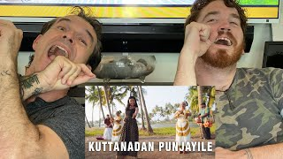 Kuttanadan Punjayile Song REACTION!! | Kerala Boat Song | Vidya Vox
