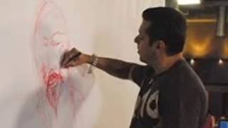 Salman khan painting pictures | Collection of Salman