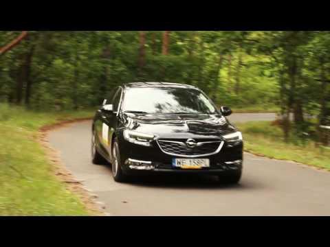 Nowy Opel Insignia Grand Sport 2.0 CDTi 2017 test PL