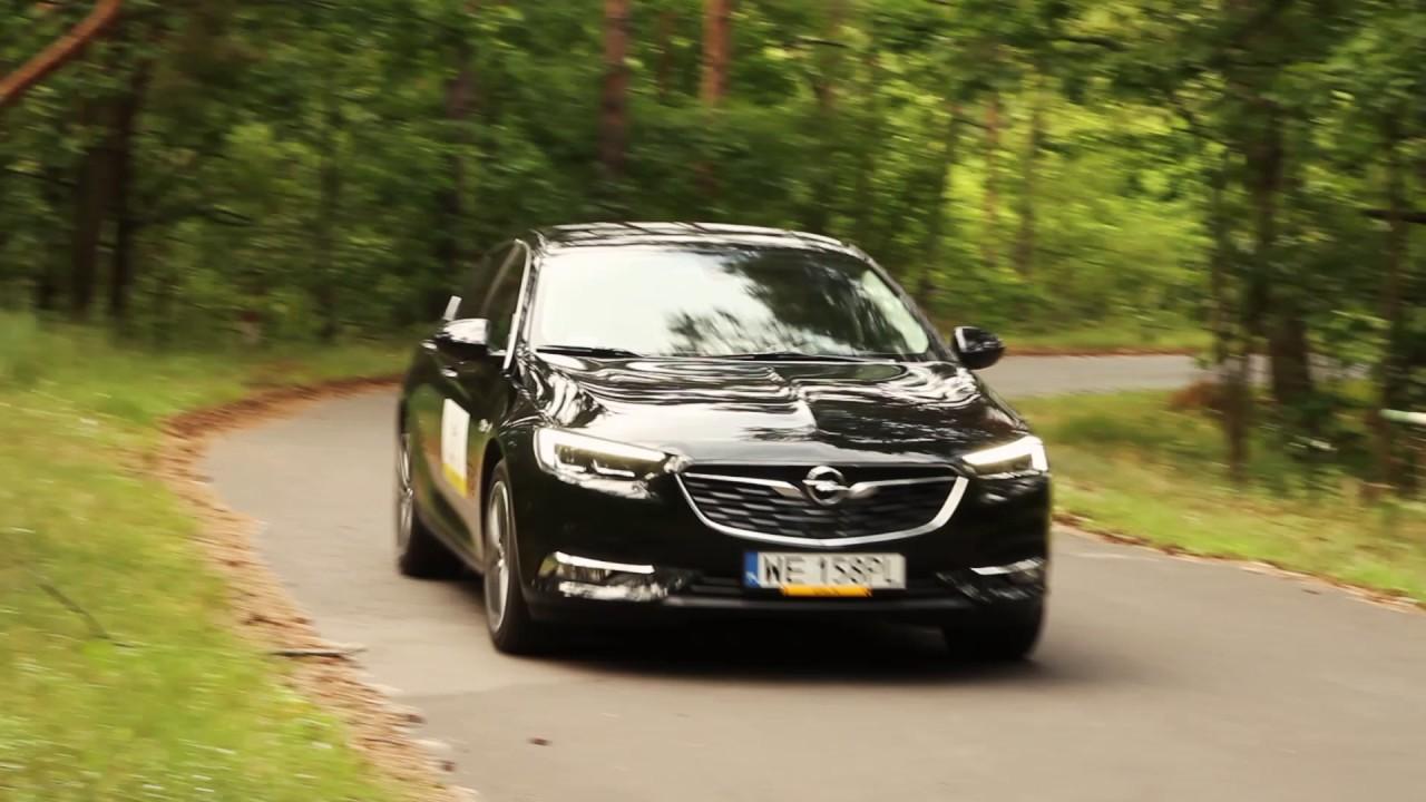 Nowy Opel Insignia Grand Sport 20 CDTi 2017 Test PL