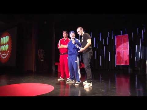 Learning through breaking: Hip Hop Fundamentals at TEDxBermuda 2013