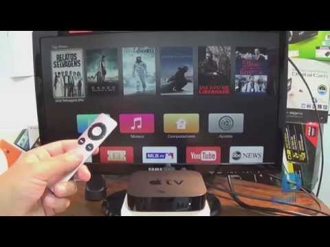 Apple TV - Unboxing e Review