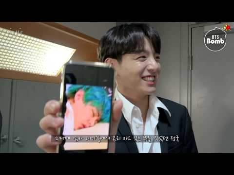 [BANGTAN BOMB] JK taking a photo of members sleeping - BTS (방탄소년단)
