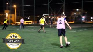 iddaa Rakipbul Denizli Ligi Topraklık City 8 & Kara Kartal 1 maçın Golü