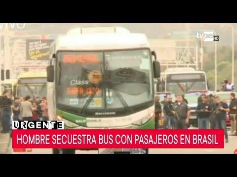 El secuestrador del puente abatido por la policía (Video)