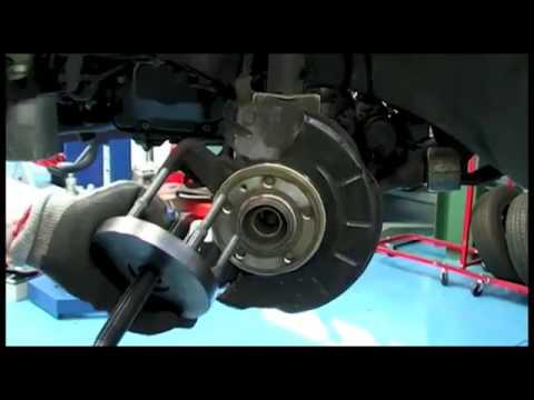 GEN2 Wheel Bearing Removal Tools  2nd Generation