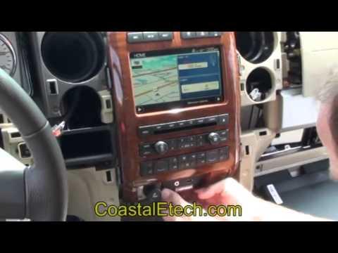 Camera-source com Ford F-150 SYNC Lockpick Installation