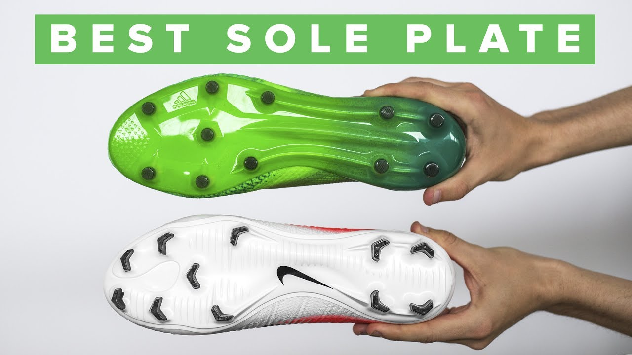 Aire acondicionado yermo curva  THE BEST SOLEPLATE - what's the best stud shape on a football boot ...