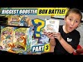 THE BEST POKEMON CARDS LAUNCH PARTY!! BIGGEST BOOSTER BOX BATTLE! OPENING NEW UNBROKEN BONDS SET!