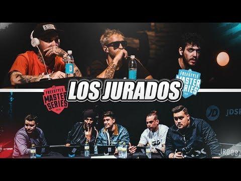 LOS JURADOS DE LA FMS (FMS España y FMS Argentina)