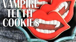 Vampire Teeth Co Es Hanielas