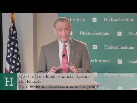 Risks to the Global Financial System: Remarks by Bill Rhodes