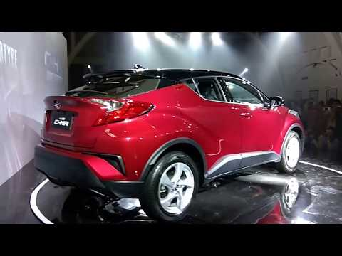 Live Launching Toyota CHR Indonesia