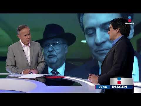 La defensa de Lozoya es un acto de ilusionismo político | Noticias con Ciro Gómez Leyva