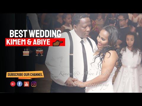 Kimem & Abiye Wedding Nashville,Tn