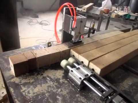 automatic cutting block machine from Ms.Athena