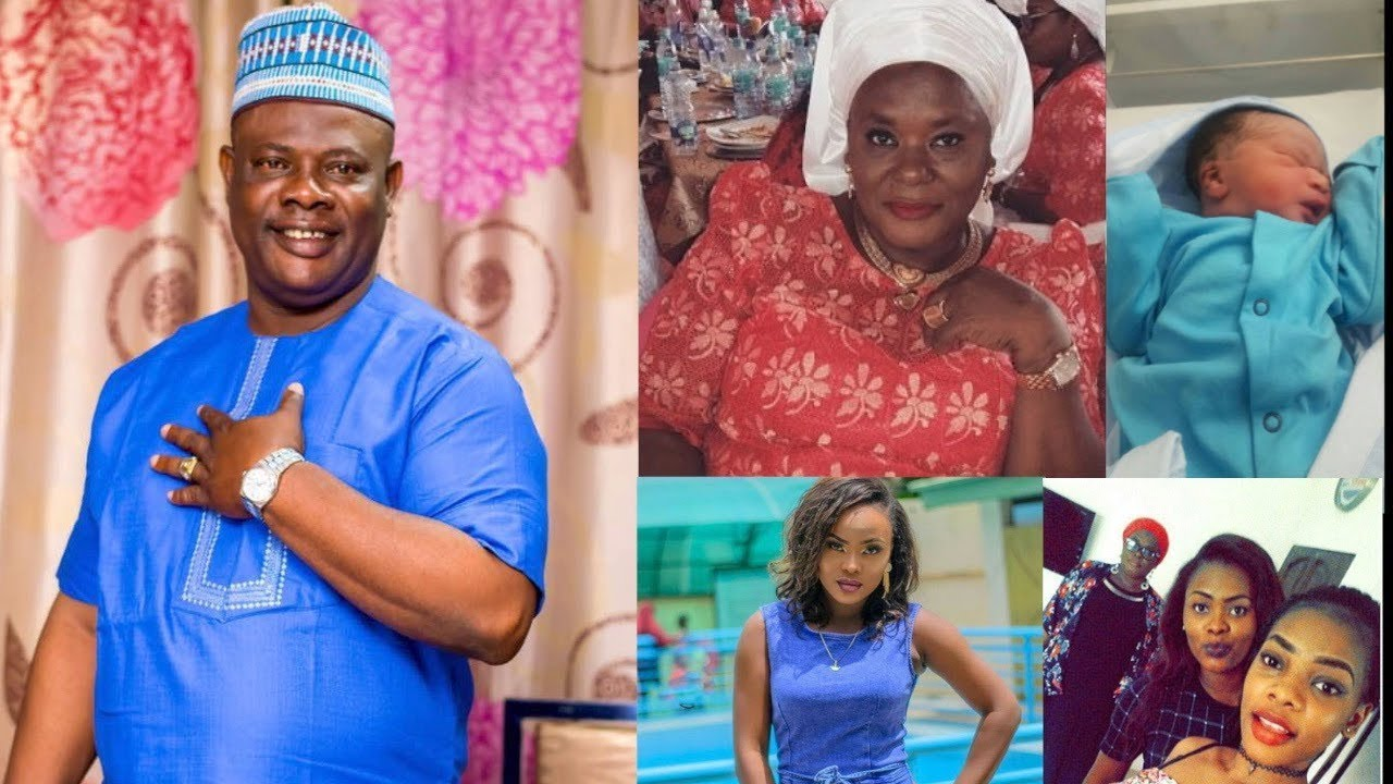 Download WATCH Yoruba Actor Yinka Quadri, His Wife, Children And 10 Things You Never Knew