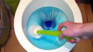 comment laver toilettes