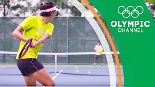 Tennis Trailblazers: China Journeys Into the World of Pro Sports   Coming of Age
